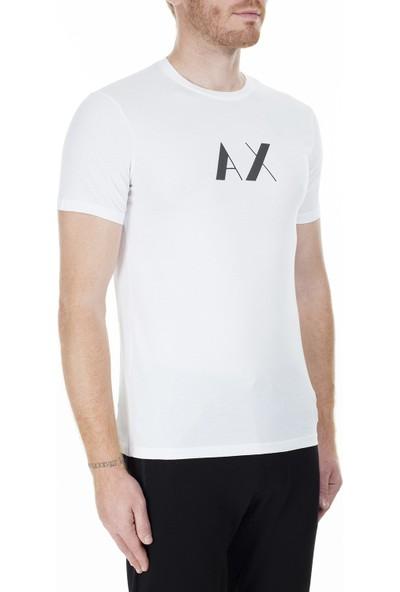 Armani Exchange Erkek T Shirt 6Gztef Zja5Z 1100