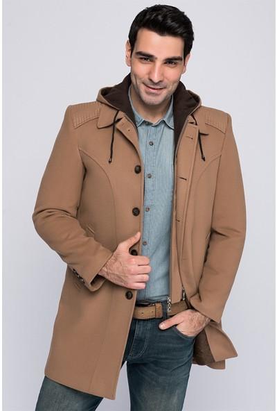 Dewberry Plt8339 Erkek Palto