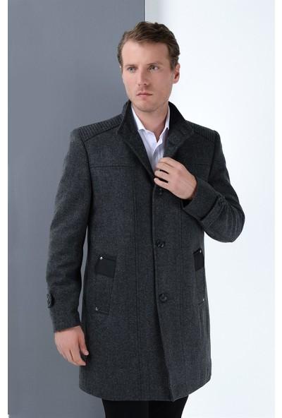 Dewberry Plt8385 Erkek Palto