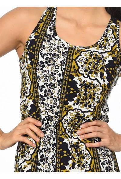 Dewberry Z6282 Kadın Elbise