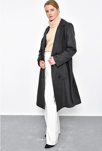 Dewberry Kadın Palto Z6377