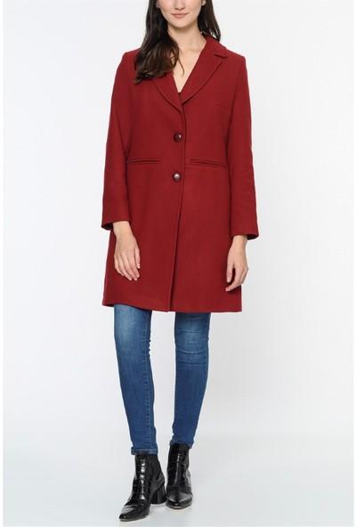 Dewberry Z6380 Kadın Palto