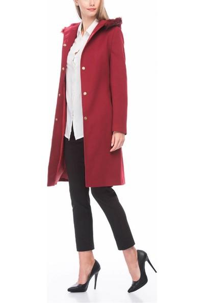 Dewberry Z6509 Kadın Palto