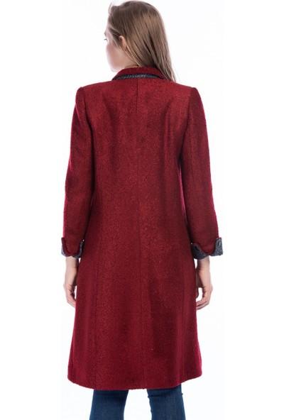 Dewberry Z6601 Kadın Palto