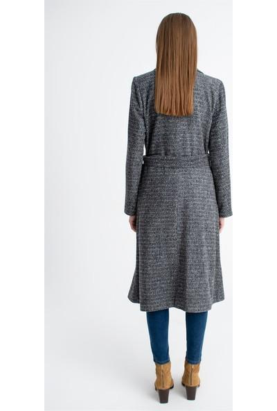 Dewberry Z6621 Kadın Palto