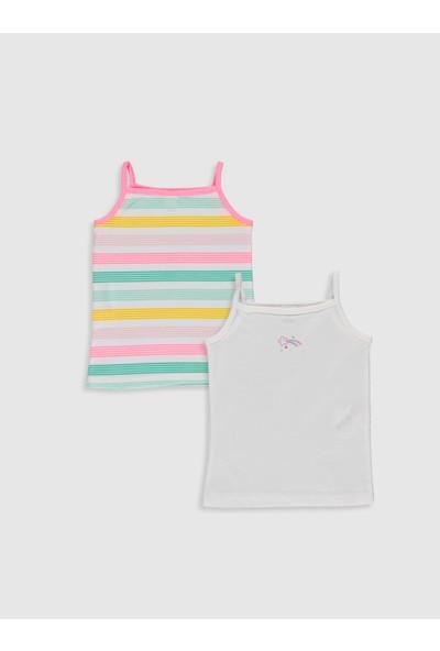 Lc Waikiki Kız Bebek Atlet 2'Li