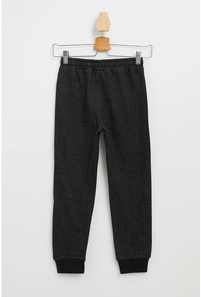 DeFacto Erkek Çocuk Slim Fit Jogger Pantolon