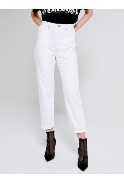 Ltb Lavina Naturel White Wash Kadın Jeans