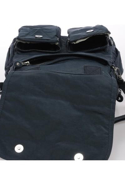 Smart Bags Lacivert Kadın Sırt Çantası SMB1174