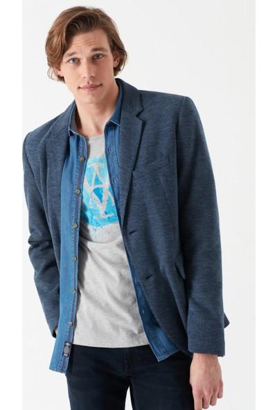 Mavi Erkek Lacivert Blazer Ceket