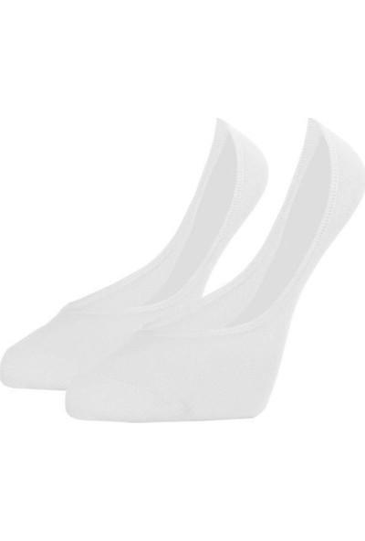Ciorap 3'lü Erkek Düz Babet Çorap 4401-A3 40 - 44