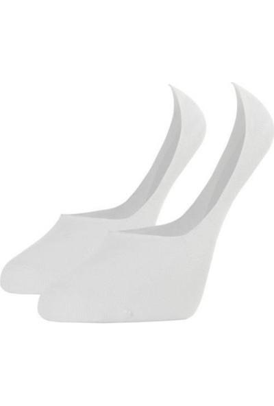 Ciorap Ciorap 6'lı Erkek Düz Bambu Kaymaz Babet Çorap 4404-A6 40 - 44