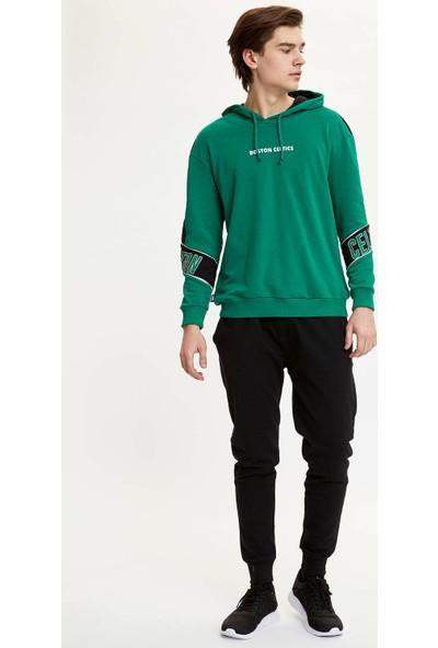 DeFacto NBA Lisanslı Boston Celtics Sweatshirt N2605AZ20SP