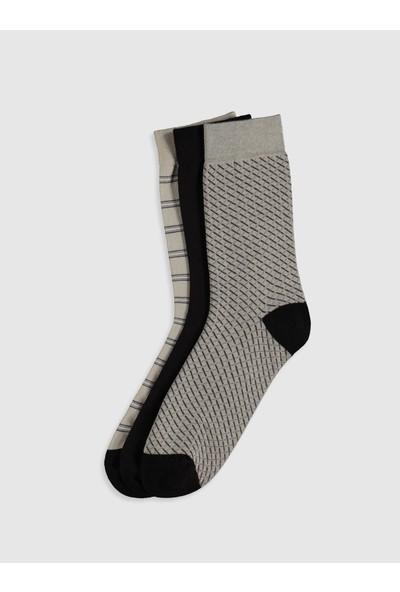 LC Waikiki Erkek Soket Çorap 3'lü