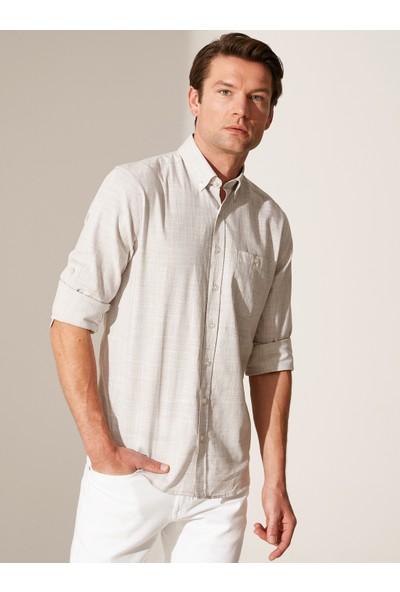 LC Waikiki Erkek Uzun Kol Gömlek