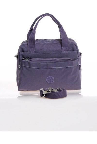 Smart Bags Mor Kadın Postacı Çantası SMB3004