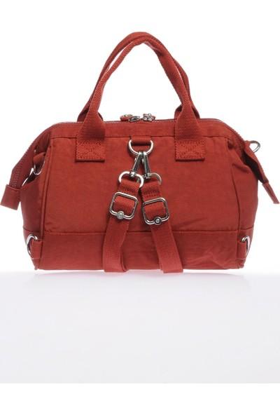 Smart Bags Kırmızı Kadın Postacı Çantası SMB1243