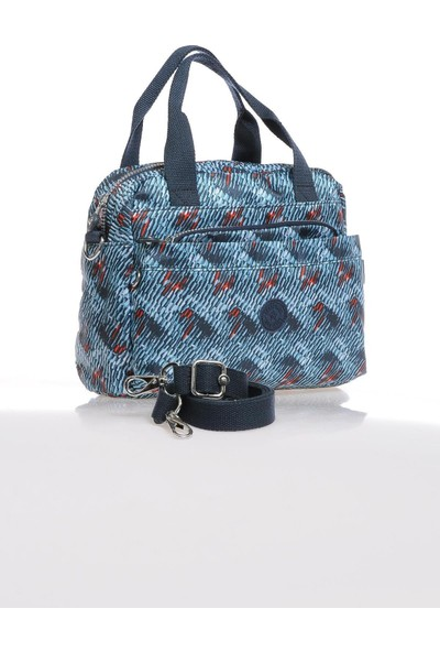 Smart Bags Renkli Kadın Postacı Çantası SMB3004