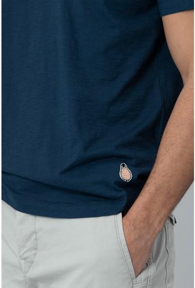 Lufian Erkek Jim Modern Grafik T- Shirt