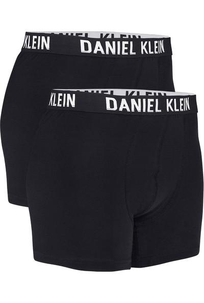 Daniel Klein Erkek Boxer İkili ve Desenli DKBX012-3-01