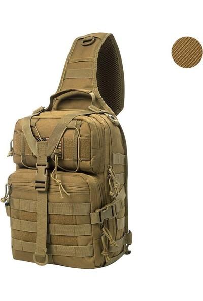 Carp Tactical Edc Sling Bag - Fonksiyonel Sırt Çantası - U.s.a