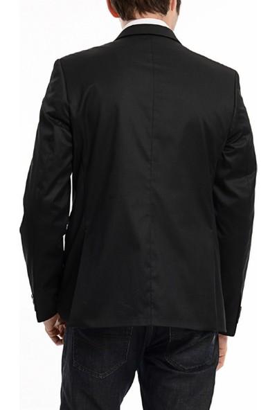 Dewberry Ceket-Siyah-1
