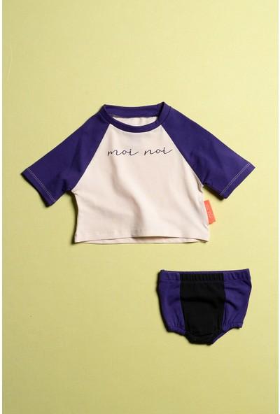 Moi Noi Kız Bebek ve Çocuk 2 Parça Takım