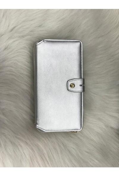 Lebina Gümüş Cüzdan