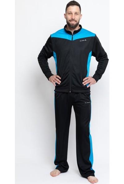 Ral Sport 51120 Arlo Erkek Eşofman Takım Siyah