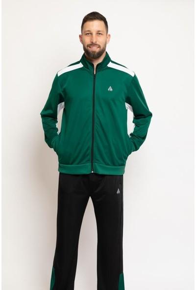Ralsport 52210 Ascot Erkek Eşofman Takımı Yeşil