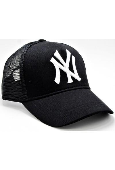 Takı Dükkanı Hip Hop Yankees Cap Şapka Yazlık Fileli CP222