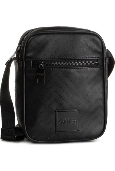 Versace E1Yubb04-M57 Siyah Çanta