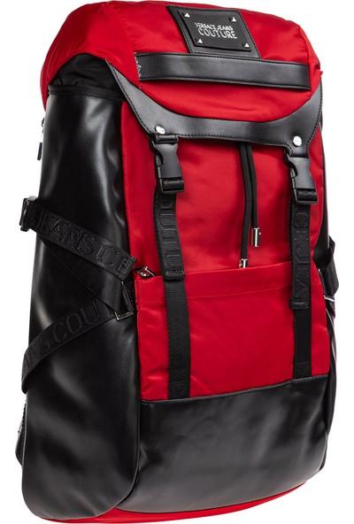 Versace E1Yubb60-500 Kırmızı Sırt Çantası