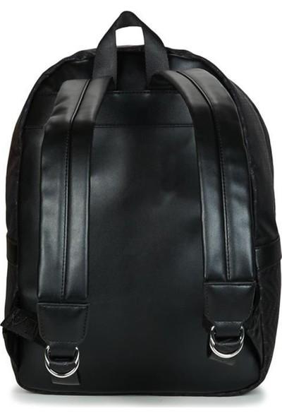Versace E1Ytbb35-899 Siyah Unisex Sırt Çantası