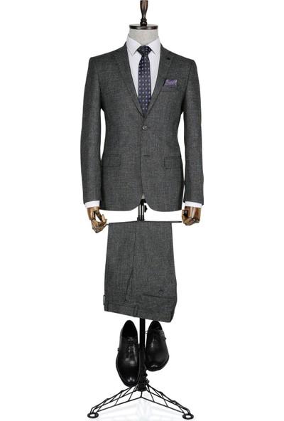 Buenza Bonita Siyah Erkek Takım Elbise