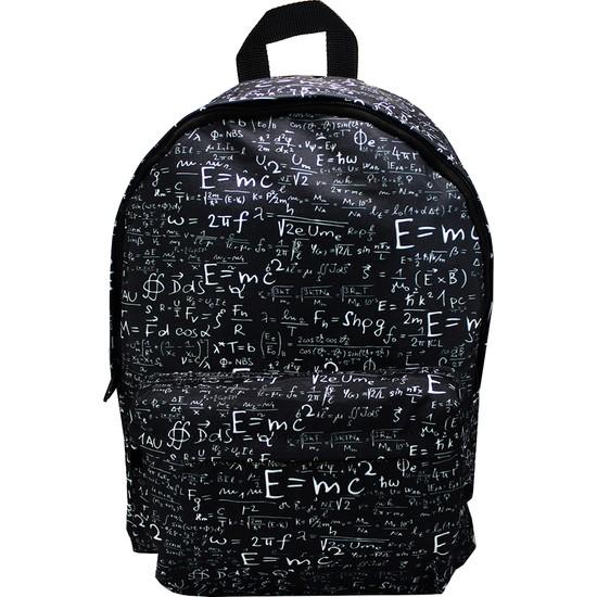Modaroma Albert Einstein E=mc² Sırt Çantası