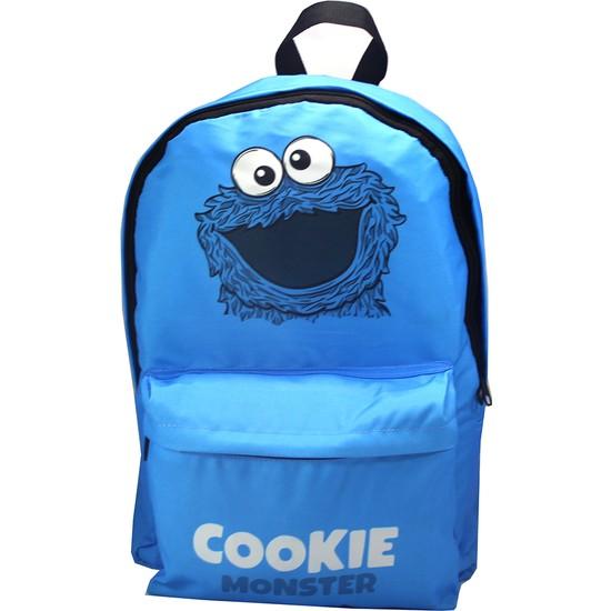 Modaroma Cookies Monster Sırt Çantası
