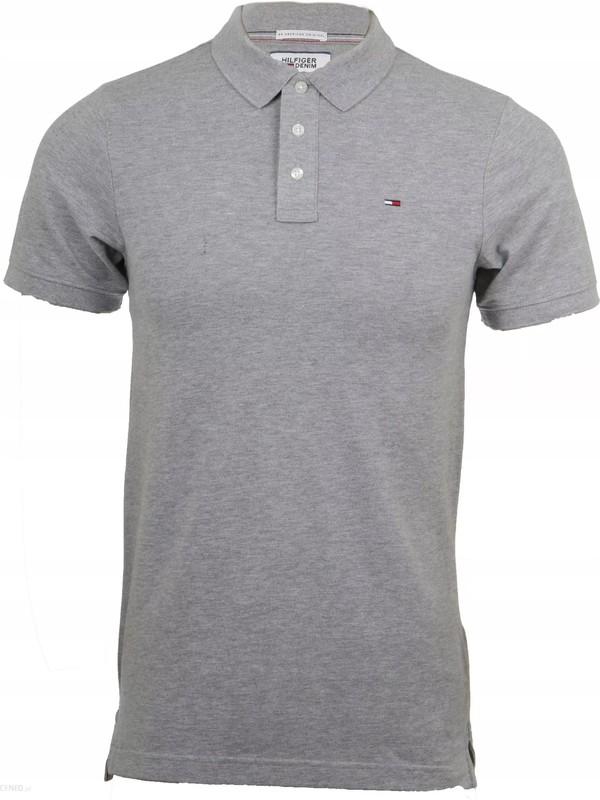 Tommy Hilfiger Erkek T-Shirt Dm0Dm00488-038