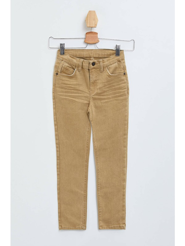 DeFacto Erkek Çocuk Slim Fit Pantolon M8605A620SP