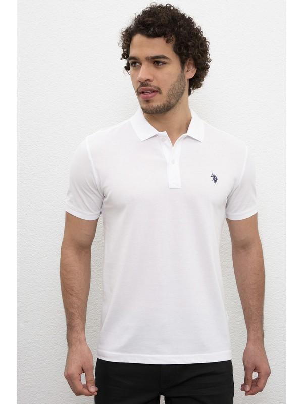U.S. Polo Assn. Erkek T-shirt 50217612-VR013