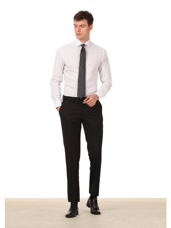 Ramsey Erkek Düz Kumaş Pantolon