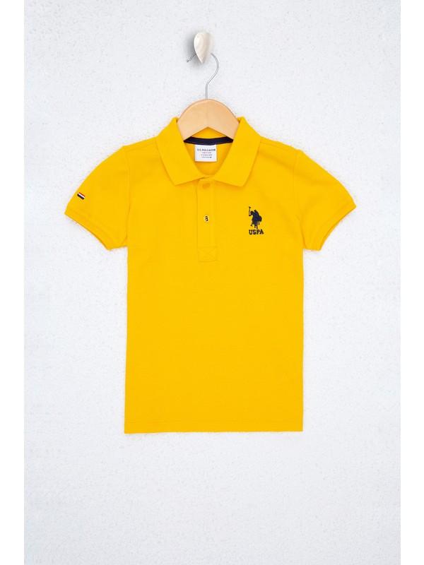 U.S. Polo Assn. Erkek Çocuk T-shirt 50222608-SR0139