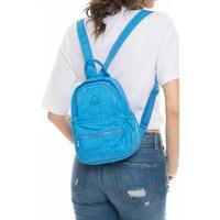 Benetton Kadın Sırt Çantası Mavi BNT237