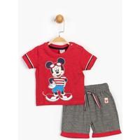Disney Bebek Şortlu Takım 15454