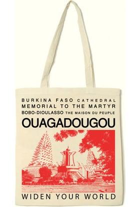 TK Collection Ouagadougou Çanta