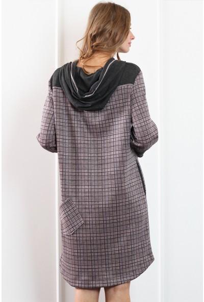 Herry Kadın Pudra Elbise 20Dm1809