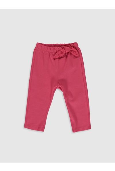 LC Waikiki Kız Bebek Pantolon