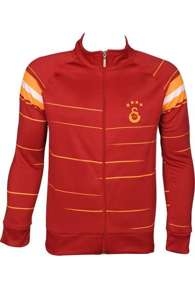 Gs Store Sweatshirt Slim Cepsiz Erkek Kırmızı XL