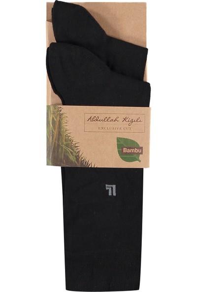 Kiğılı Erkek 2'li Bambu Çorap