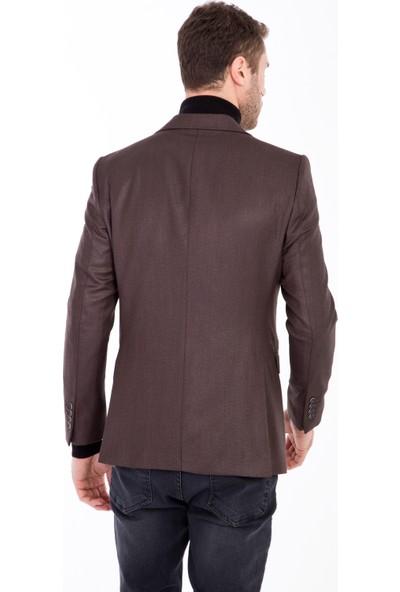 Kiğılı Erkek Balıksırtı Ceket